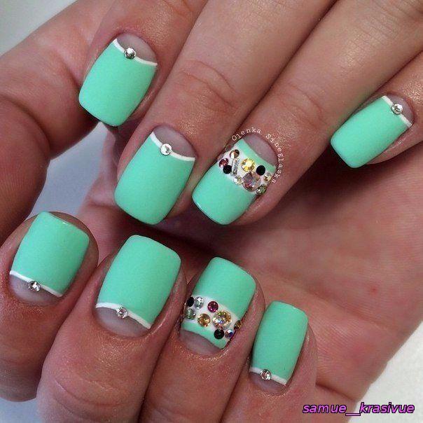 Фото ногти дизайн интересный